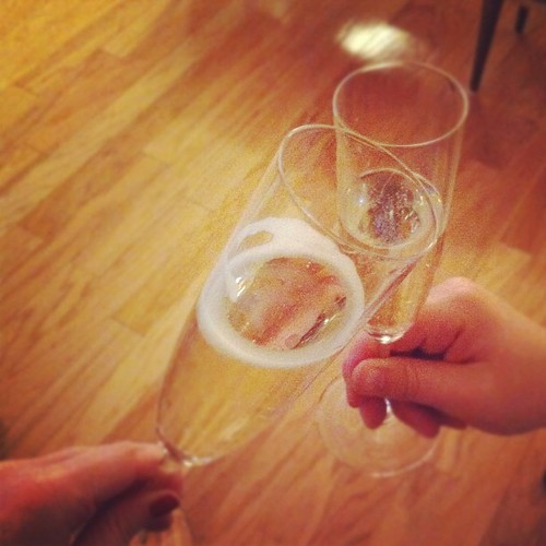 #cheers #bubbly #champagne #newyearseve