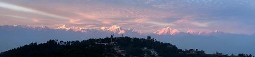 travel nepal sunset panorama nikon tripod fx pokhara himalayas d700 mygearandme