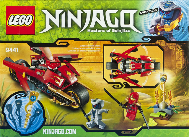 Ninjago All Sets  Chen S Island Sets With Kai Build
