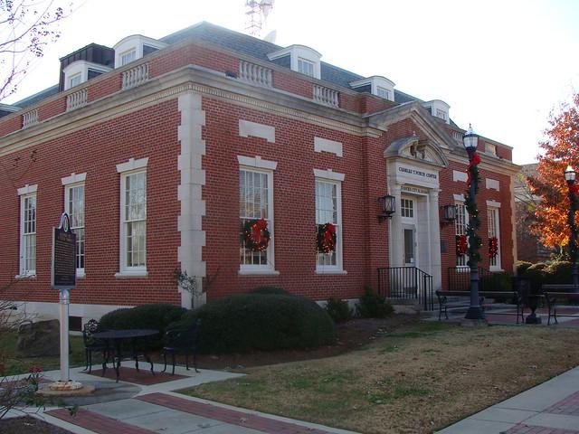 Post Office Alexander City Al Old Flickr Photo