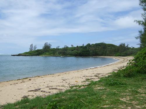 Wandering Beach