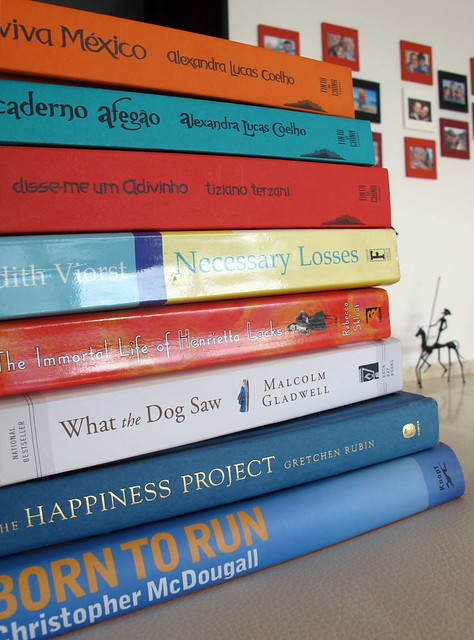 2011 in books: non-fiction