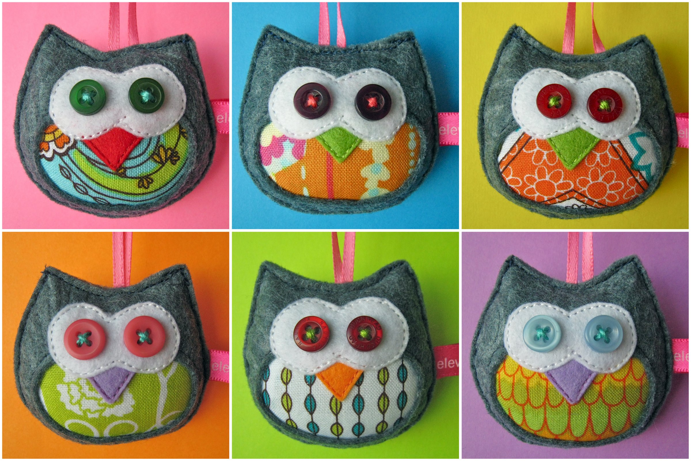 The tiny blue owls