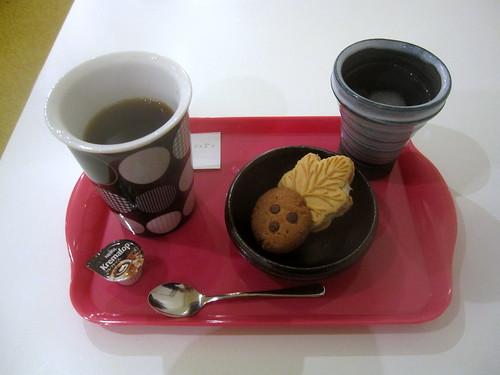 コーヒー@兎亭(江古田)