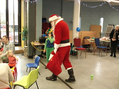 Under 5's Christmas party