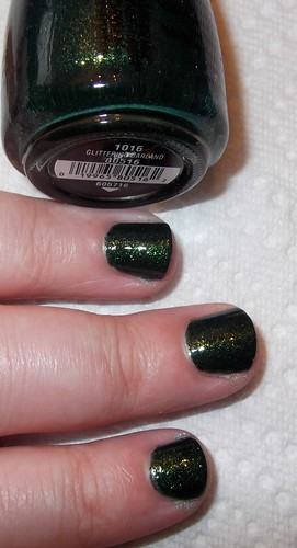 China Glaze: Glittering Garland