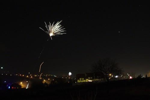 Szczęśliwego Nowego Roku 2012 / Happy New Year 2012 by Rrrodrigo