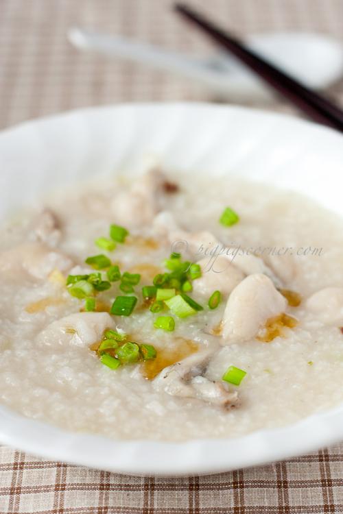 Frog Porridge 田鸡粥