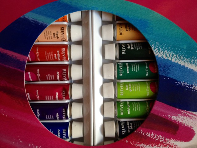 my new paints