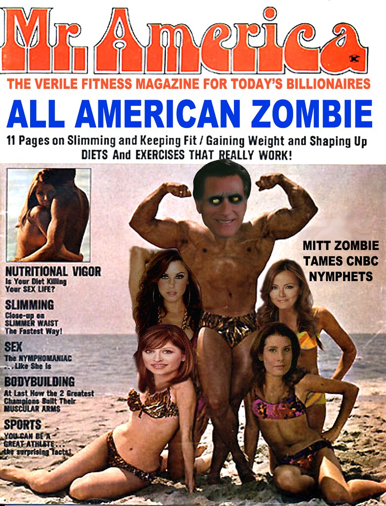 ALL AMERICAN ZOMBIE