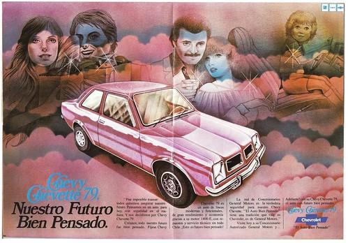 Chevrolet Chevette 1979, Chile
