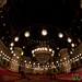Fisheye View Inside Mosque of Muhammad Ali - Cairo, Egypt