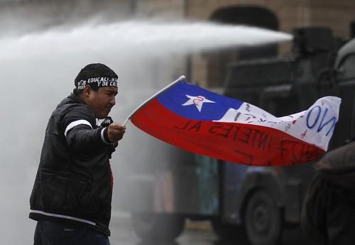 Cile: da