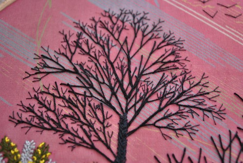 01 Fly Stitch - Winter Trees (3)