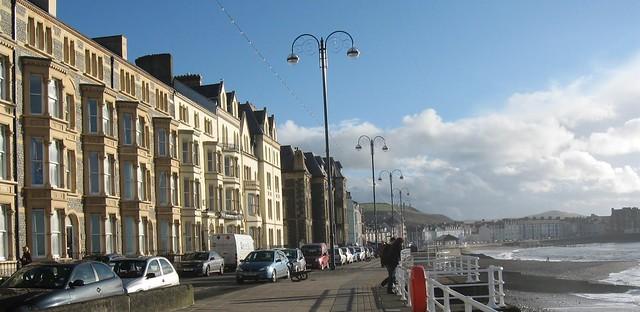 The Promenade, Aberystwyth