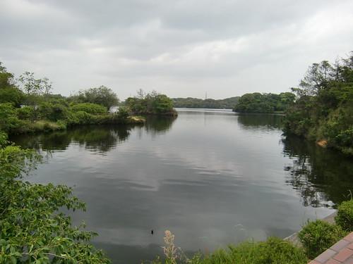 頓田貯水池
