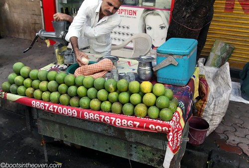 Sweet Lime Juice Stand