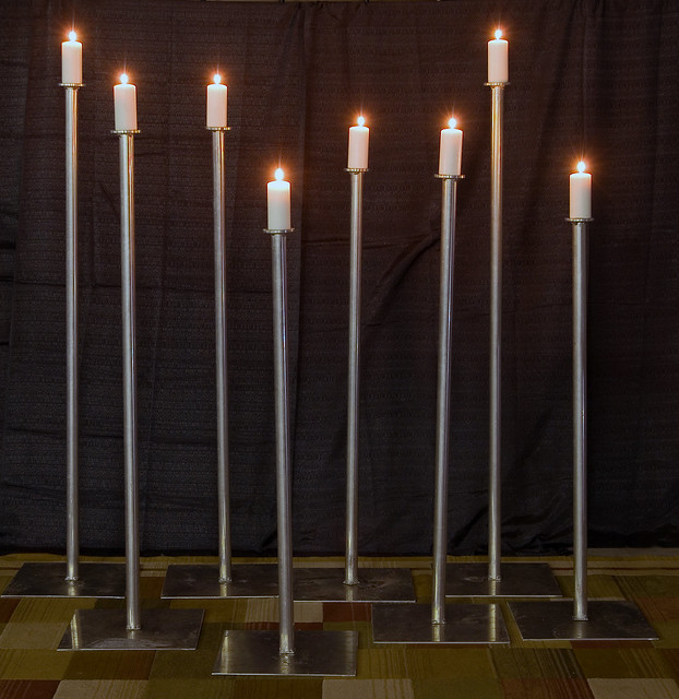 PDA CANDLE HOLDERS