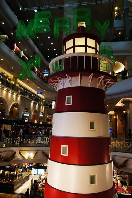 """逛街就能環遊世界的曼谷購物中心""""Terminal 21"""""""