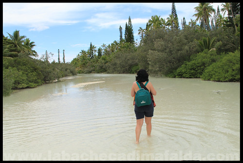 La riviere sable isola dei pini