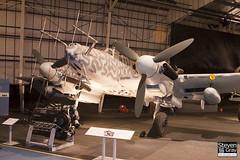 730301 - 730301 - Luftwaffe - Messerschmitt Bf.110G-4 R-6 - 080203 - RAF Museum Hendon - Steven Gray - IMG_7327