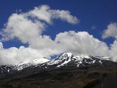 New Zealand Tour Mt.Ruapehu