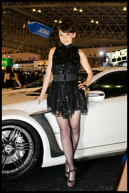 Tokyo Auto Salon 2012 Models-070