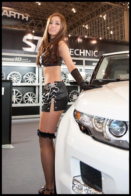 Tokyo Auto Salon 2012 Models-103