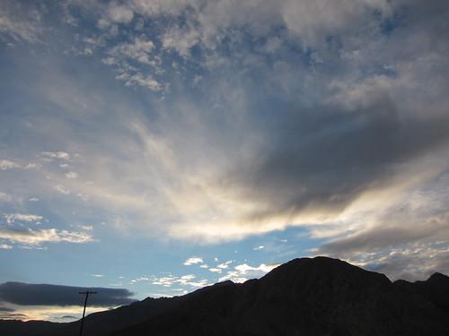 Borrego Springs, sky, clouds IMG_9117