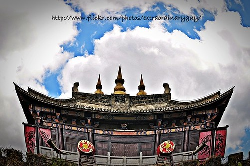 Dinasti Guadhong Zhu by A | R