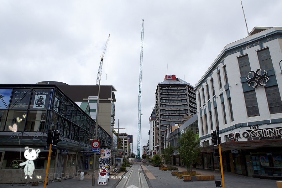 Red Zone - Christchurch