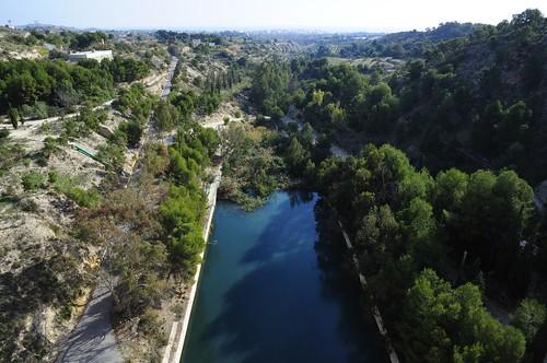Embalse de Amadorio, La Vila Joiosa