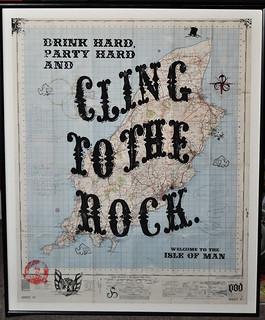 Cling to the Rock