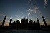 Evening Sky - Badshahi Mosque by яızωαи