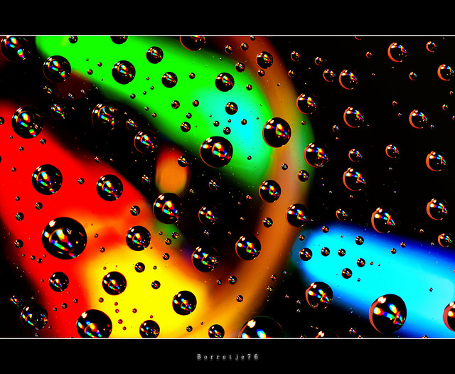 DVD Color Drops   [explored]