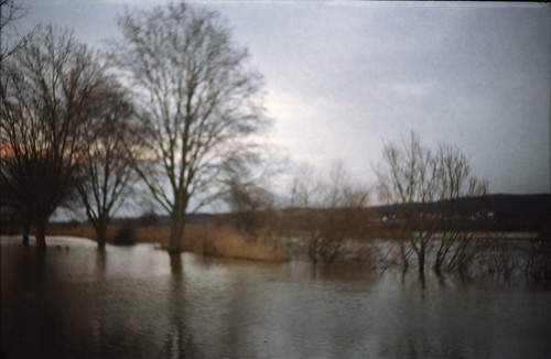 Hochwasser at the park outside the Zauberschloss 7