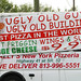 Funny Pizza Banner / Sign - Land O' Lakes Florida