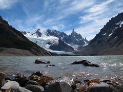 Laguna y Cerro Torre