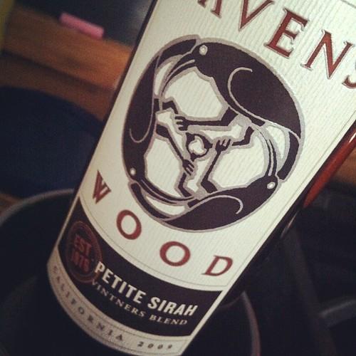 Ravenswood Petite Syrah