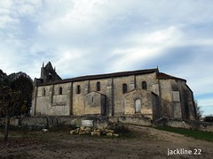 Ville de Tauriac (gironde )