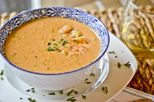 Shrimp Bisque 4