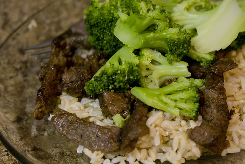 Garlic Ginger Beef Broccoli Stir Fry Recipe