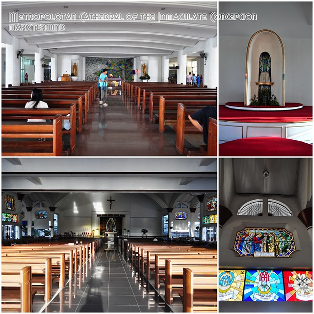 Modern Metropolitan Cathedral of the Immaculate Conception (2)