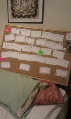 Old story board