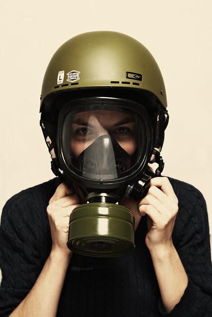 gas mask bong instructions