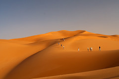 Libyjské oázy aneb Pětidenní putování Saharou