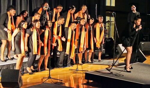 The Gospel for Teens Choir from Harlem, New York