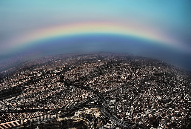 The Rainbow of Istanbul