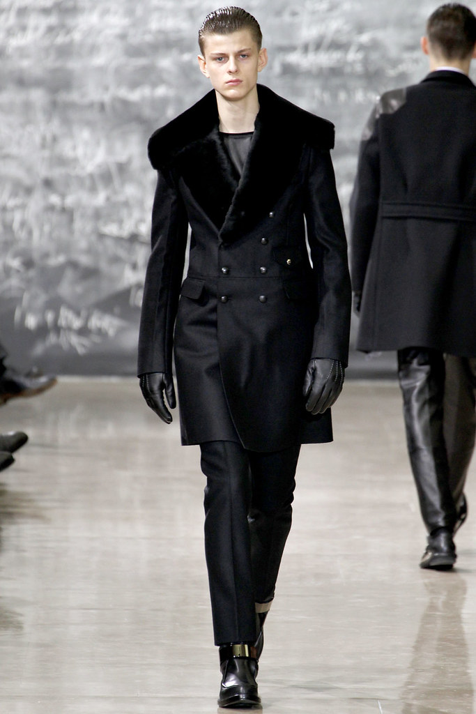FW12 Paris Yves Saint Laurent008_Elvis Jankus(VOGUE)
