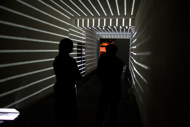 mayer+empl . TS 23 . video mapping performance . munich . 2011